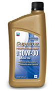 Chevron Supreme High Mileage Motor Oils