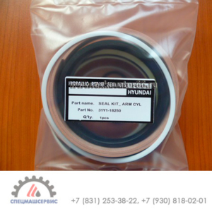 Ремкомплект гидроцилиндра стрелы Hitachi ZX240-3 - 4650419