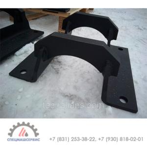 Защита опорного катка Hitachi ZX200 8052020