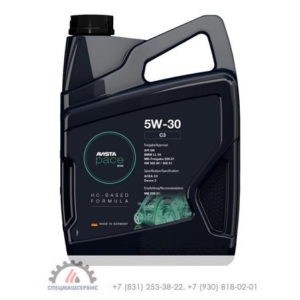 AVISTA pace EVO C3 SAE 5W-40 (5л)