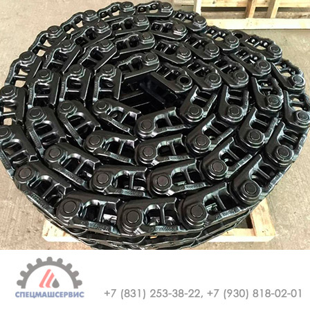 Цепь гусеничная Doosan Solar 225LC / DX225LC 2272-6137 49L