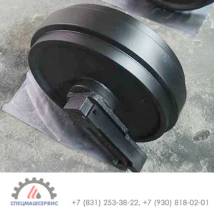 Колесо направляющее Hyundai R140LC 81N4-13010