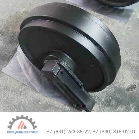Колесо направляющее Hyundai R290LC / R320LC / R360LC 81N8-13010