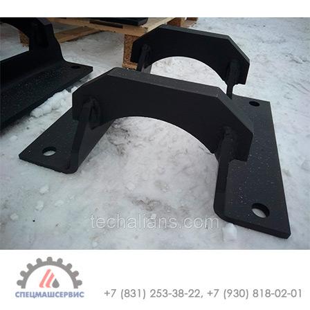 Защита опорного катка Hyundai R210LC 81N6-30011