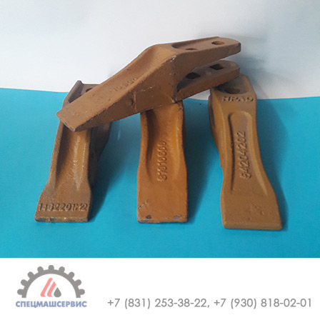 Зуб центральный  - 332/C4388