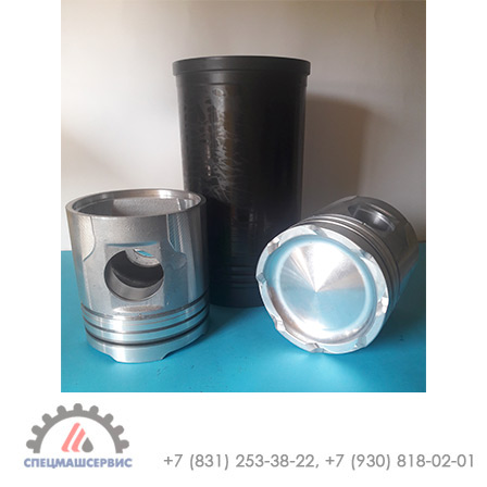 Гильза цилиндра HYUNDAI R320LC-7 - 3800903