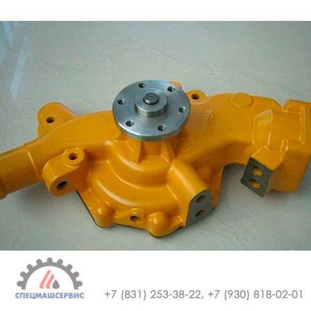 Водяной насос KOMATSU PC200-7 - 6735-61-1101