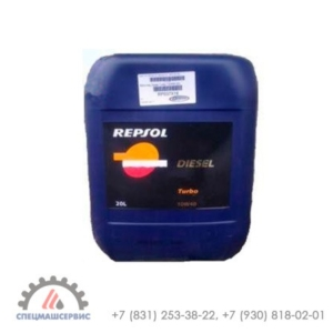 REPSOL DIESEL TURBO THPD 15W40 (20л)